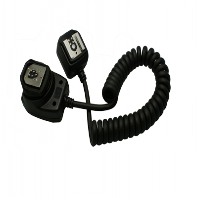 Microglobe MQ-E3 TTL Remote Cord For Canon Flashguns