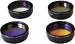 Celestron 1.25 Inch LRGB Four Filter Set