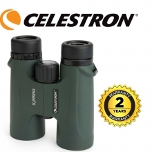 Celestron 10x42 WP Outland-X Roof Prism Binoculars Green