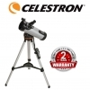 Celestron 114LCM Computerised Newtonian Reflector Telescope