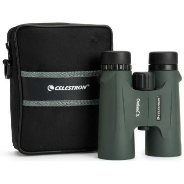 Celestron Outland X 8x42 WP Roof Prism Binoculars Green
