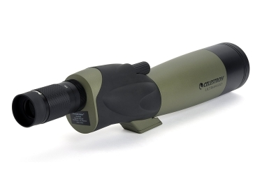 Celestron Ultima 80 Straight Zoom 20-60x80 Refractor Spotting Scope