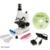 Celestron MDK Microscope Digital Kit With USB Video Camera