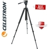 Celestron Trailseeker Aluminium Tripod With Two Way Fluid Pan Head