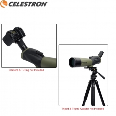 Celestron Ultima 80 WP Refractor Angled Spotting Scope
