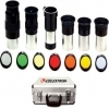 Celestron 1.25 Inch Eyepieces and Filters Kit
