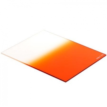 Cokin Gradual Fluo Orange O2 Filter A Series A663