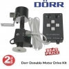 Danubia Motor Drive Kit For EQ-3 Astro Telescope Mounts