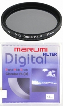 Marumi DHG Lens Protect Filter 43mm