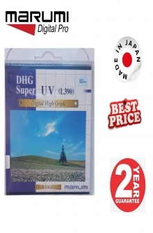 Marumi DHG Super UV Filter 62mm
