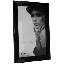 Dorr Lack Black 12x8 Photo Frame