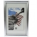 Dorr 10x8-Inch New York Silver Photo Frame