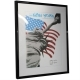 Dorr 12x9.5-Inch New York Black Photo Frame