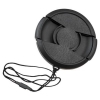 Dorr 72mm Professional Replacement Lens Cap Inc Cap Keeper
