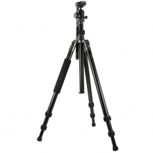 Dorr HQ1615 3 Section Aluminium Tripod With HQ33 QR Ball Head