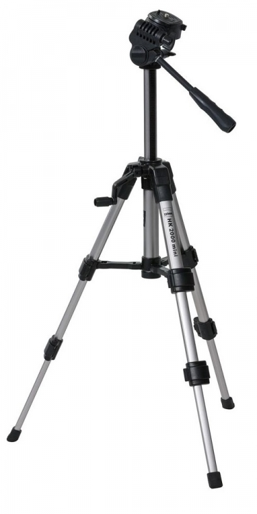 Dorr HK-2000 3 Section Tripod With Panhead, 380301, £22.95