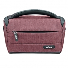 Dorr Motion Camera System Bag - XS Red