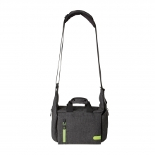 Dorr City Pro Messenger Photo Bag - XS Grey/Lime