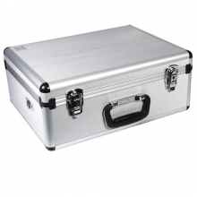 Dorr 46x34x19cm 305 V-1 Silver Case with Foam and Dividers