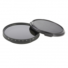 Dorr 58mm Variable ND4-400 Neutral Density Filter With 52mm and 55mm