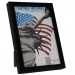 Dorr 5x3.5-Inch New York Black Photo Frame