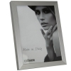 Dorr 6x4-Inch Balthus Brushed Aluminium Silver Photo Frame