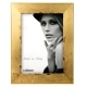 Dorr 6x4 Inch Milo Gold Effect Wooden Photo Frame