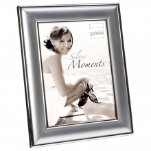Dorr 6x4-Inch Silver Moments Yvonne Silver Matt  Photo Frame