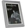 Dorr 7x5-Inch Balthus Brushed Aluminium Silver Photo Frame