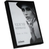 Dorr 7x5-Inch Signa Brushed Aluminium Black Photo Frame