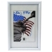 Dorr 8x6-Inch New York White Photo Frame
