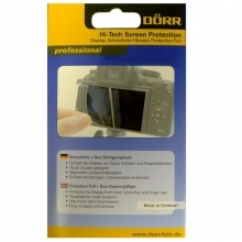 Dorr 3-Inch Hi Tech Universal LCD 3:2 Anti Reflect Protection Foil