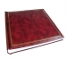 Dorr Classic Burgundy Traditional Photo Album - 100 Sides
