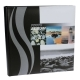 Dorr Wave Lighthouse Traditional Photo Album - 100 Sides