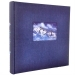 Dorr Love Blue Traditional Photo Album - 100 Sides