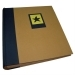 Dorr Green Earth Blue Starfish Traditional Photo Album - 100 Sides