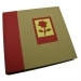 Dorr Green Earth Red Flower 6x4 Slip In Photo Album - 200 Photos
