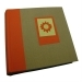 Dorr Green Earth Orange Sun 6x4 Slip In Photo Album - 200 Photos