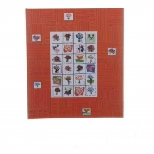 Dorr Stamps Coral 7x5 Slip In Photo Album - 200 Photos