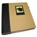 Dorr Green Earth Black Elephant 7x5 Slip In Photo Album - 200 Photos