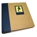 Dorr Green Earth Blue Seahorse 7x5 Slip In Photo Album - 200 Photos