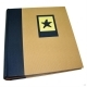 Dorr Green Earth Blue Starfish 7x5 Slip In Photo Album - 200 Photos