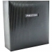 Dorr Elegance Black Traditional Photo Album - 50 Sides