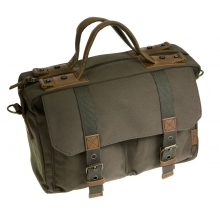 Dorr Arizona Extra Large Brown Canvas Camera Bag
