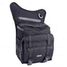 Dorr Large Black Parkour DSLR Camera Bag