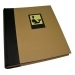 Dorr Green Earth Black Whale Traditional Photo Album - 100 Sides