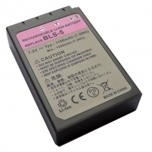 Dorr BLS-5 Lithium Ion Olympus Type Battery