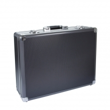 Dorr Titan 48 Silver Aluminium Case with Foam And Dividers