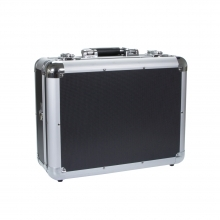 Dorr Black 48 Aluminium Case with Foam And Dividers