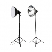 Dorr Digital Continuous 5500K 4x24W Lighting Kit
